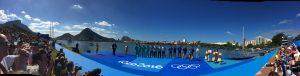Siegererehrung Rio 2016